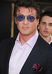 "HOLLYWOOD, CA. - April 26: Sylvester Stallone  arrives at the ""Iron Man 2"" World Premiere held at the El Capitan Theatre on April 26, 2010 in Hollywood, California."