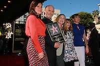 Marcia Gay Harden, Ed Harris, Amy Madigan, Holly Hunter, Glenne Headly<br /> at the Ed Harris Star on the Hollywood Walk of Fame, Hollywood, CA 03-13-15<br /> Dave Edwards/DailyCeleb.com 818-249-4998