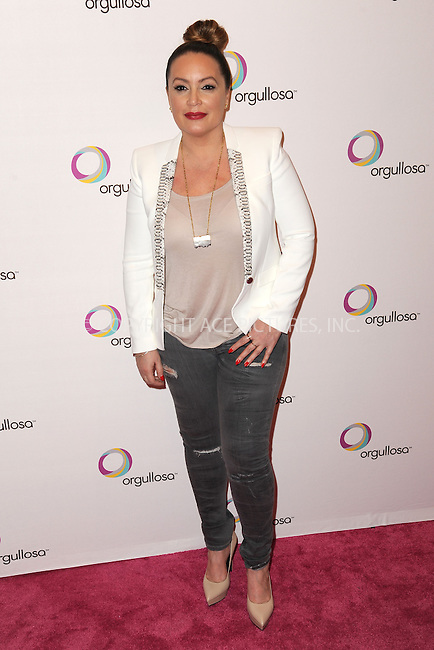 WWW.ACEPIXS.COM<br /> March 25, 2015 New York City<br /> <br /> Angie Martinez attending P&amp;G Orgullosa program &quot;Nueva Latinas Living Fabulosa&quot; Forum at The TimesCenter March 25, 2015 in New York City.<br /> <br /> Please byline: Kristin Callahan/AcePictures<br /> <br /> ACEPIXS.COM<br /> <br /> Tel: (646) 769 0430<br /> e-mail: info@acepixs.com<br /> web: http://www.acepixs.com