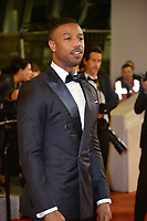 Michael B. Jordan at the gala screening for &quot;Farenheit 451&quot; at the 71st Festival de Cannes, Cannes, France 13 May 2018<br /> Picture: Paul Smith/Featureflash/SilverHub 0208 004 5359 sales@silverhubmedia.com