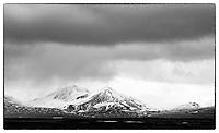 The Iceland Highlands.