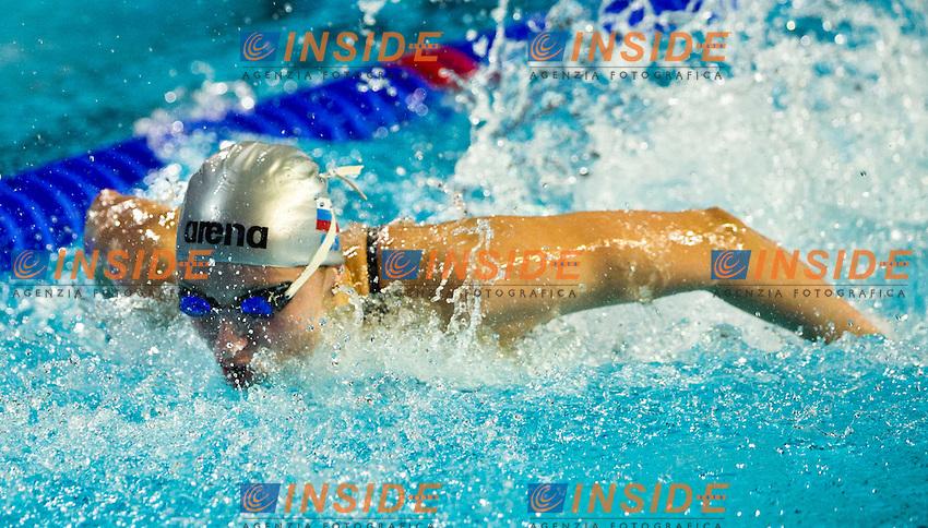 POPOVA Veronika RUS.Women 100m Butterfly   semifinal.FINA World Short Course Swimming Championships.Istanbul Turkey 12 - 16 Dec. 2012.Day 04.Photo G.Scala/Deepbluemedia/Inside
