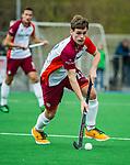 ALMERE - Hockey - Hoofdklasse competitie heren. ALMERE-HGC (0-1) .  Daan Hoepman (Almere)    COPYRIGHT KOEN SUYK