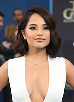 "HOLLYWOOD, CA - May 18: Becky G, At Premiere Of Disney's ""Pirates Of The Caribbean: Dead Men Tell No Tales"" At Dolby Theatre In California on May 18, 2017. Credit: FS/MediaPunch"