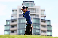 Hiroki Miya. New Zealand Stroke Play Championships, Paraparaumu Golf Course, Paraparaumu Beach, Kapiti Coast, Friday 23 March 2018. Photo: Simon Watts/www.bwmedia.co.nz