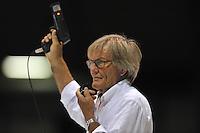 SHORTTRACK: HEERENVEEN: IJsstadion Thialf, 28-08-2013, Shorttrack timetrials, ©foto Martin de Jong