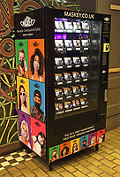 JUL 4 Maskey Facemask Vending Machine