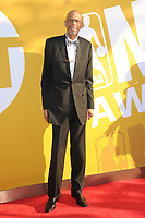 www.acepixs.com<br /> June 26, 2017  New York City<br /> <br /> Kareem Abdul-Jabbar attending the 2017 NBA Awards live on TNT on June 26, 2017 in New York City.<br /> <br /> Credit: Kristin Callahan/ACE Pictures<br /> <br /> <br /> Tel: 646 769 0430<br /> Email: info@acepixs.com