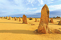 The Pinnacles. Western Australia.