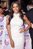 Alexandra Burke<br /> at the Pride of Britain Awards 2017 held at the Grosvenor House Hotel, London<br /> <br /> <br /> &copy;Ash Knotek  D3342  30/10/2017