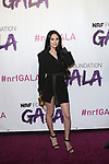 Christina Oliva of the Hair Goddess of NY attends the National Retail Federation GALA Held at Pier 60 (Chelsea Piers)