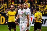 11.05.2019, Signal Iduna Park, Dortmund, GER, 1.FBL, Borussia Dortmund vs Fortuna Düsseldorf, DFL REGULATIONS PROHIBIT ANY USE OF PHOTOGRAPHS AS IMAGE SEQUENCES AND/OR QUASI-VIDEO<br /> <br /> im Bild | picture shows:<br /> frustrierter Niko Giesselmann (Fortuna #23), <br /> <br /> Foto © nordphoto / Rauch