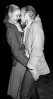 Bob Fosse Jessica Lange at Studio 54 1978<br /> Photo By Adam Scull/PHOTOlink.net