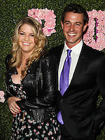 WEST HOLLYWOOD, CA, USA - MAY 13: Pandora Vanderpump-Sabo, Jason Sabo at the Pump Lounge Grand Opening Hosted By Lisa Vanderpump And Ken Todd held at Pump Lounge on May 13, 2014 in West Hollywood, California, United States. (Photo by Celebrity Monitor)