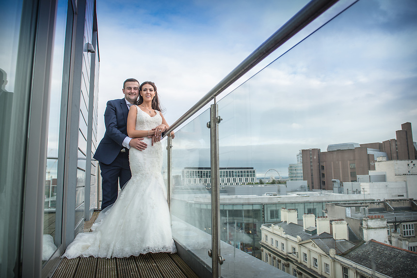 An image from Sarah and Mark's Wedding Day