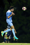 04 October 2016: North Carolina's Walker Hume. The University of North Carolina Tar Heels hosted the UNC Wilmington Seahawks at Fetzer Field in Chapel Hill, North Carolina in a 2016 NCAA Division I Men's Soccer match. UNC won the game 1-0.