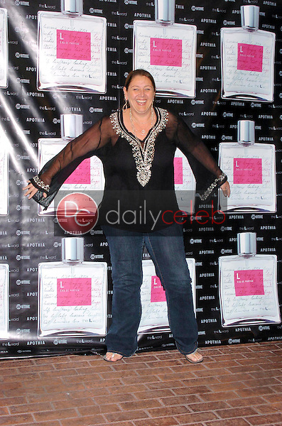 "Camryn Manheim<br />at the launch of ""L eau de parfum"". Fred Segal, Los Angeles, CA. 02-15-06<br />Scott Kirkland/DailyCeleb.Com 818-249-4998"