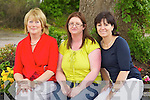 Pictured at Ballyfinnane Fun Day on Sunday, from left: Eileen Daly, Ann-Marie Griffin and Mary O'Connor..