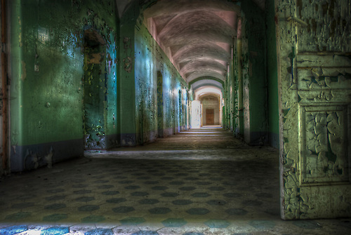 Beelitz hospital near Berlin