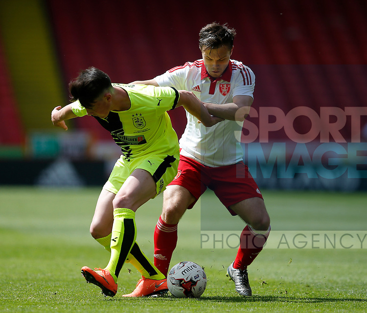 Graham Kelly of Sheffield Utd during the PDL U21 Final at Bramall Lane Sheffield. Photo credit should read: Simon Bellis/Sportimage