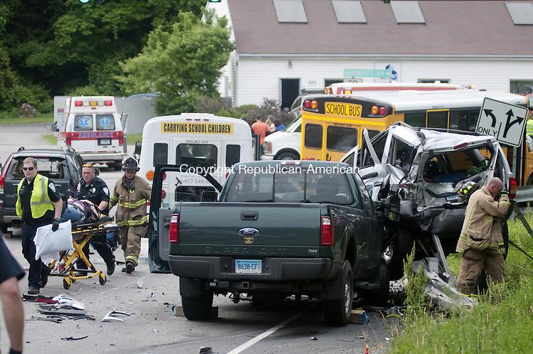 TORRINGTON, CT - 10 JUNE 2014 -- Alec Johnson/ Republican-American