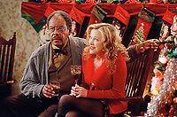 Surviving Christmas (2004)<br /> Catherine O'Hara &amp; Sy Richardson<br /> *Filmstill - Editorial Use Only*<br /> CAP/KFS<br /> Image supplied by Capital Pictures