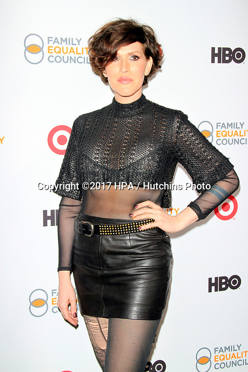 LOS ANGELES - MAR 11:  Our Lady J at the Family Equality Council's Annual Impact Awards at the  Beverly Wilshire Hotel on March 11, 2017 in Beverly Hills, CA