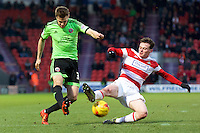 Doncaster Rovers v Sheffield United 6.2.16