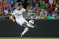 26.08.2012 SPAIN -  La Liga 12/13 Matchday 2th  match played between Getafe C.F. vs Real Madrid CF (0-0) at Alfonso Perez stadium. The picture show Cristiano Ronaldo (Portuguese forward of Real Madrid)