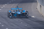 Sebastien Buemi of Switzerland from Renault e.dams competes in the Formula E Non-Qualifying Practice 2 during the FIA Formula E Hong Kong E-Prix Round 1  at the Central Harbourfront Circuit on 02 December 2017 in Hong Kong, Hong Kong. Photo by Marcio Rodrigo Machado / Power Sport Images