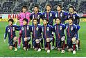 Japan team group line-up (JPN),.FEBRUARY 24, 2012 - Football / Soccer :.Japan team group shot (Top row - L to R) Shusaku Nishikawa, Tomoaki Makino, Yuzo Kurihara, Ryoichi Maeda, Yasuyuki Konno, (Bottom row - L to R) Yoshito Okubo, Jungo Fujimoto, Yuichi Komano, Yosuke Kashiwagi, Yasuhito Endo and Chikashi Masuda before the Kirin Challenge Cup 2012 match between Japan 3-1 Iceland at Nagai Stadium in Osaka, Japan. (Photo by Takamoto Tokuhara/AFLO)
