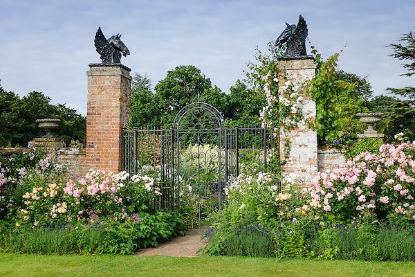 Helmingham Hall Gardens (20th June 2014)