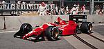 Alex Caffi in the Dallara BMS-188, Detroit 1988