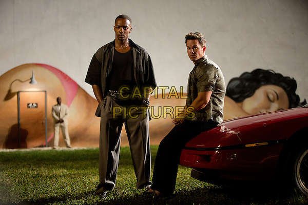 Anthony Mackie &amp; Mark Wahlberg<br /> in Pain &amp; Gain (2013) <br /> *Filmstill - Editorial Use Only*<br /> CAP/FB<br /> Supplied by Capital Pictures