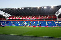 General view during Republic of Ireland training ahead of the World Cup Qualification match against Wales at Cardiff City Stadium, Cardiff, Wales on 8 October 2017. Photo by Mark  Hawkins.
