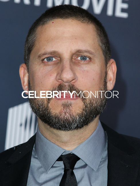 WASHINGTON, DC, USA - OCTOBER 15: David Ayer arrives at the Washington DC Premiere Of Sony Pictures' 'Fury' held at The Newseum on October 15, 2014 in Washington, DC, United States. (Photo by Jeffery Duran/Celebrity Monitor)