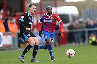 Dagenham and Redbridge vs Portsmouth 09-04-16