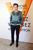 NEW YORK, NY October 26, 2017 Mark Ronson attemd  Volez Voguez Voyagez x Louis Vuitton - Exhibition Preview at the Former America Stock Exchanging Build in New York October 26,  2017. Credit:RW/MediaPunch /NortePhoto.com