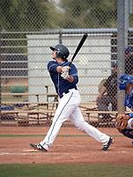 Jonny Homza - San Diego Padres 2018 spring training (Bill Mitchell)