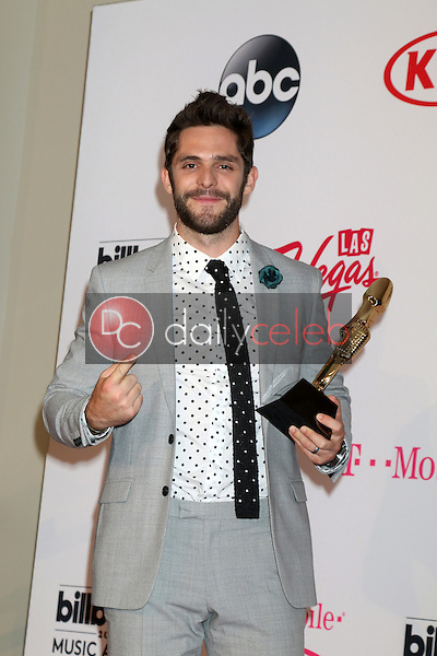 Thomas Rhett<br /> at the 2016 Billboard Music Awards Press Room, T-Mobile Arena, Las Vegas, NV 05-22-16<br /> David Edwards/Dailyceleb.com 818-249-4998