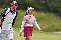 Su Oh (AUS) walks the 3rd hole during the final round of the ShopRite LPGA Classic presented by Acer, Seaview Bay Club, Galloway, New Jersey, USA. 6/10/18.<br /> Picture: Golffile   Brian Spurlock<br /> <br /> <br /> All photo usage must carry mandatory copyright credit (&copy; Golffile   Brian Spurlock)