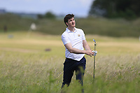 John Hickey (Cork) during the 1st round of the East of Ireland championship, Co Louth Golf Club, Baltray, Co Louth, Ireland. 02/06/2017<br /> Picture: Golffile | Fran Caffrey<br /> <br /> <br /> All photo usage must carry mandatory copyright credit (&copy; Golffile | Fran Caffrey)