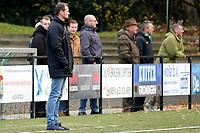 HAREN - Voetbal, Be Quick - HSC 21, derde divisie zondag, seizoen 2017-2018, 05-11-2017,  trainer Kevin Waalderbos