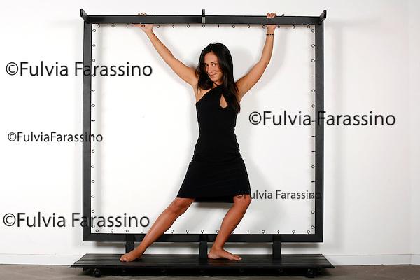 Chiara Gamberale © Fulvia Farassino