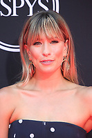 LOS ANGELES, CA - JULY 12: Renee Bargh at The 25th ESPYS at the Microsoft Theatre in Los Angeles, California on July 12, 2017. Credit: Faye Sadou/MediaPunch