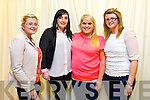 left to right, Catherine Daly, Breda Curran, Denise Bowler and Mary Sayers enjoying the CH Chemist night of beauty and expertise event on Friday