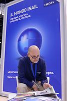 Roma, 23 Maggio 2017<br /> INAIL<br /> Forum Pubblica Amministrazione 2017 presso il Roma Convention Center - La Nuvola