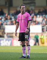 John-Joe O'Toole of Northampton Town during the Sky Bet League 2 match between Wycombe Wanderers and Northampton Town at Adams Park, High Wycombe, England on 3 October 2015. Photo by Andy Rowland.