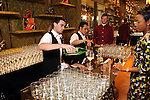 The bar at the Grand Opening Cocktail Reception at Miu Miu in the Houston Galleria Monday Feb. 27,2012. (Dave Rossman Photo)