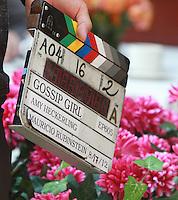 August 17, 2012 Gossip Girl shooting on location in New York City. &copy; RW/MediaPunch Inc. /NortePhoto.com<br /> <br /> **SOLO*VENTA*EN*MEXICO**<br /> **CREDITO*OBLIGATORIO** <br /> *No*Venta*A*Terceros*<br /> *No*Sale*So*third*<br /> *** No Se Permite Hacer Archivo**<br /> *No*Sale*So*third*
